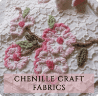 Chenille & Craft Fabrics