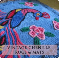 Chenille Rugs & Towels