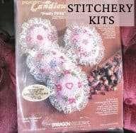Vintage Embroidery & Kits